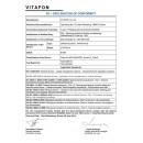 Декларация для Витафон-5