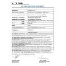Декларация для Витафон-Т