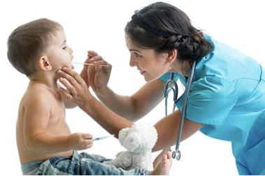Как быстро вылечить ангину у ребенка