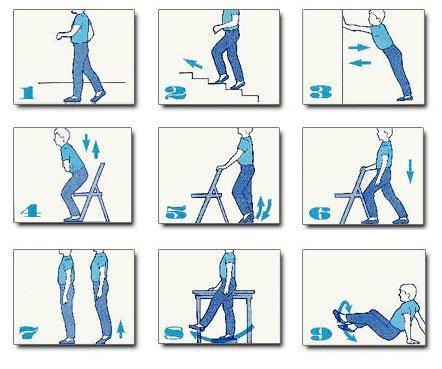 Физические упражнения (ЛФК) при сахарном диабете