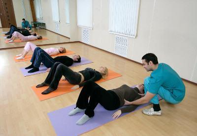 Лфк при гипертонии: комплекс упражнений и правила выполнения