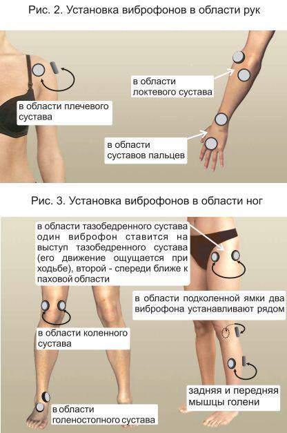 Методика фонирования витафоном коленного сустава суставная программа что это