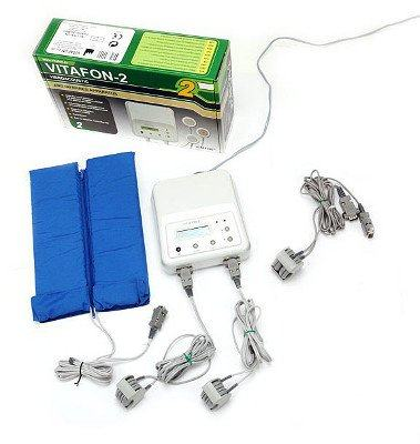 Медицинский аппарат Витафон-2 для лечения и профилактики гипертонии
